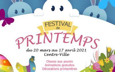 Le Festival de printemps débarque à Mons