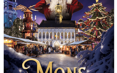 Mons Cœur en Neige 2021 : ouverture des candidatures pour l'occupation d'un chalet au Marché de Noël de Mons